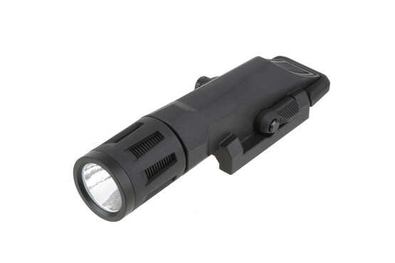 The Inforce WMLx IR light produces up to 400 mW of infrared light for use with night vision