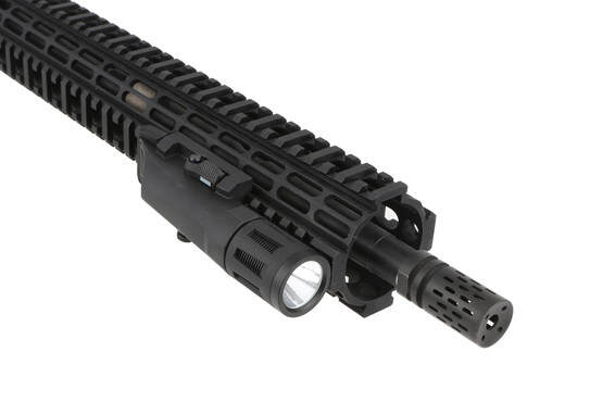Attach this inforce light to your favorite AR-15 rifle with the low-profile picatinny rail mount