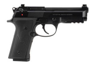 Beretta 92X Centurion Semi-Auto 9mm Pistol has a 4.25 inch barrel
