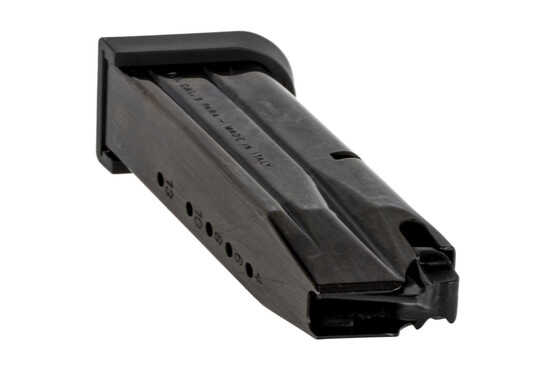 The Beretta PX4 Storm sub compact 13 round magazine features a stainless steel construction with rear witness holes