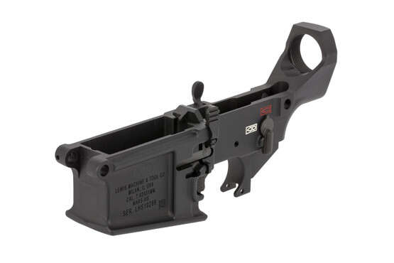 The Lewis Tool and Machine 308 MARS-H lower receiver is compatible with LMT uppers