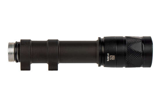 The Arisaka Defense 600 Series Tactical IR light is compatible with common scout mounts