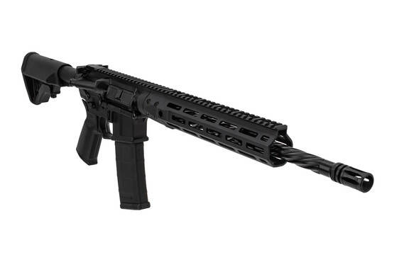 LWRC IC AR15 carbine features a fully ambidextrous lower receiver
