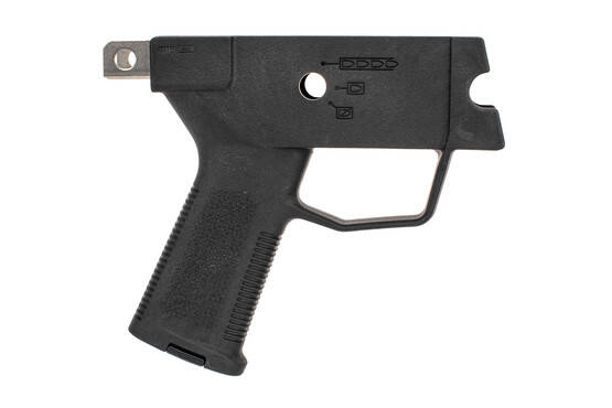 Magpul MOE SL HK94 Pistol Grip in Black is made from polymer with a black finish