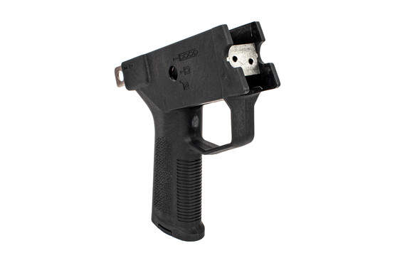 MOE SL HK94 Pistol Grip in Black from Magpul has an ergonomic design and anti-slip texture