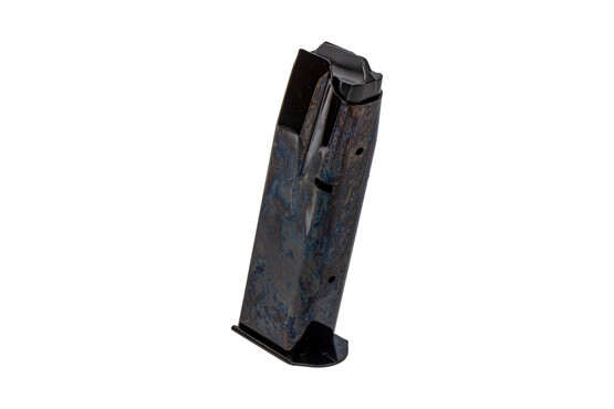 CZ USA 16-round 9mm magazine for the CZ 75 is a highly reliable full capacity magazine with tough steel body.
