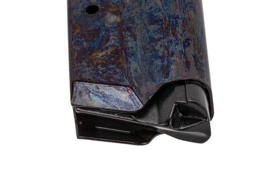 CZ USA full capacity CZ 75 9mm 16-round magazine with durable finish and high reliable follower.