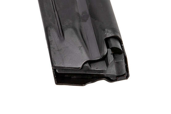 The H&K USP9/P2000 9mm 13 round Magazine features an easily removable polymer base plate