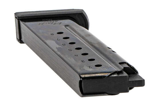 SIG Sauer P220-1 magazine is a full capacity 10mm magazine that holds 8-rounds.