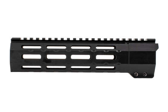 Midwest Industries Suppressor Series Handguard 9 inch is machined from 6061-T6 aluminum