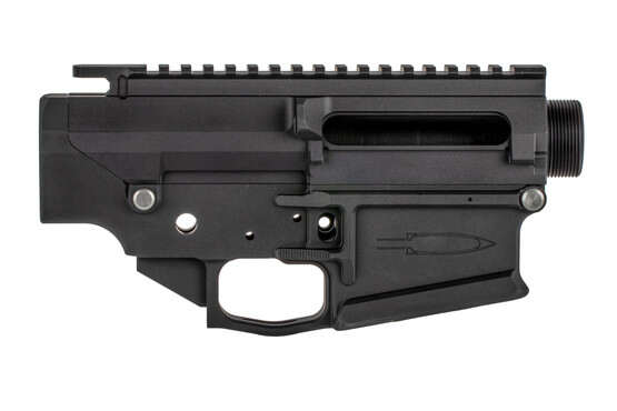 The Centurion Arms MK11 Billet receiver set is designed for 7.62 components