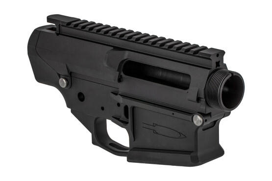 The Centurion Arms MK-11 AR308 receiver set features a slick side design