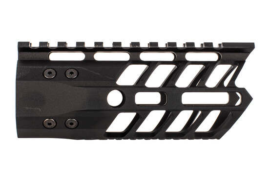 F 1 Firearms P7M Hyper Lite AR 15 handguard 4.75 is designed for pistol length gas systems