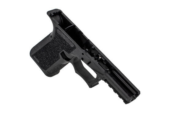 The Polymer 80 PFC9 Glock 19 compact frame is compatible with aftermarket and OEM parts