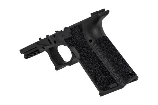 The PFC9 Glock 19 frame features an extended beavertail