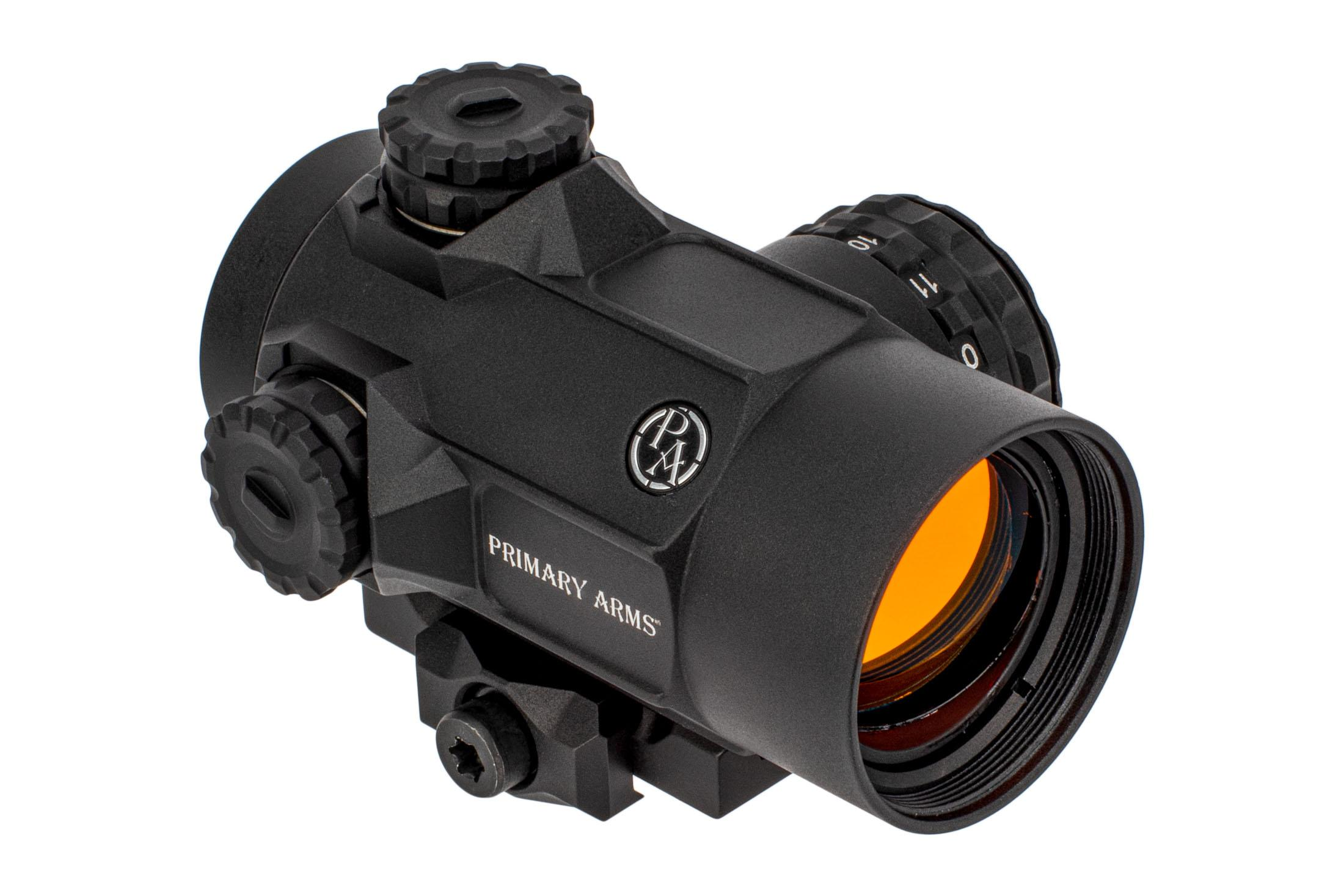 SLx MD-25 Rotary Knob 25mm Microdot with 2 MOA Red Dot Reticle