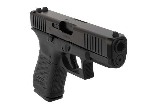 Glock G23 40S&W pistol features fixed sights
