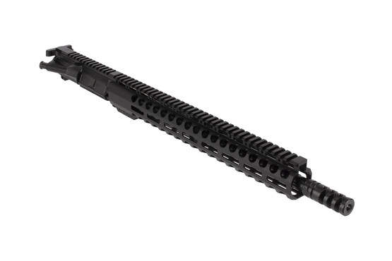 Exclusive Radical Firearms 16in Complete 7.62x39mm AR-15 upper featuers a Zero Impulse muzzle brake and 15in M-LOK rail.