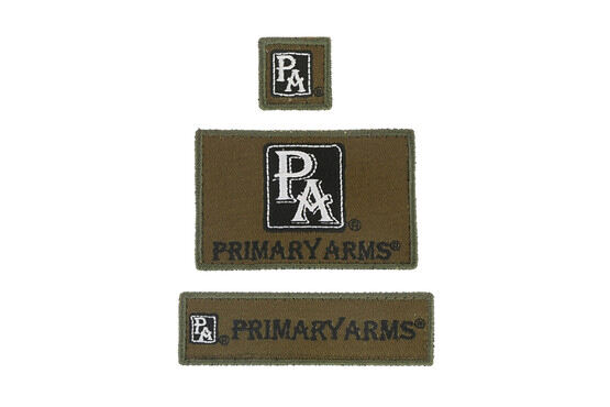 Primary Arms morale patches