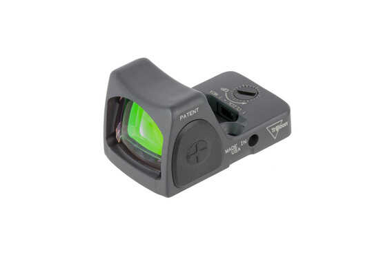 Trijicon 3.25 MOA RMR Type 2 Adjustable LED sniper red dot sight is designed to survive punishing handgun slide use