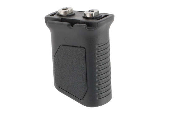 Strike Industries Short Angled Vertical Grip with cable management for M-LOK rails