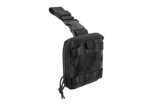 Strike Industries Ricci Compact Leg Medical Pouch features a zippered compartment