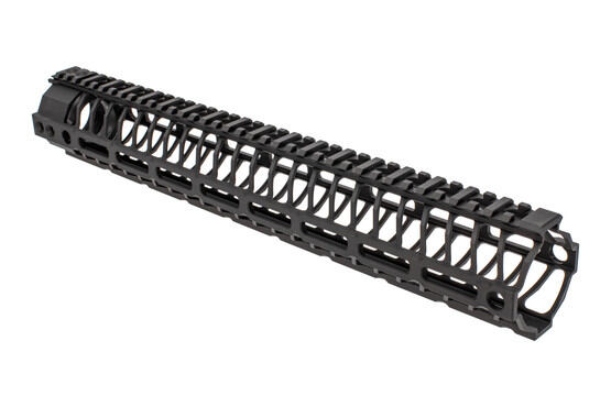 The Spikes Tactical .308 M-LOK handguard 15 inch features a DPMS high profile