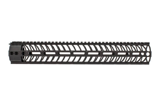 The Spike's Tactical AR10 free float handguard high profile 15 inch features a lightweight design