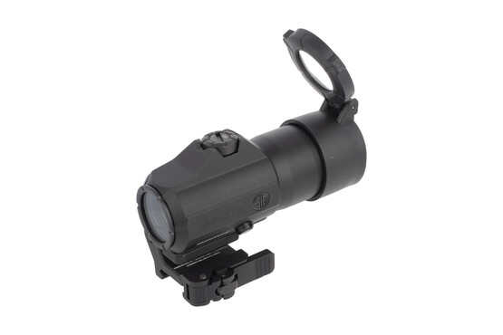 SIG Sauer's 3x Juliet red dot magnifier is 100% designed and assembeled right here in the U.S.A.