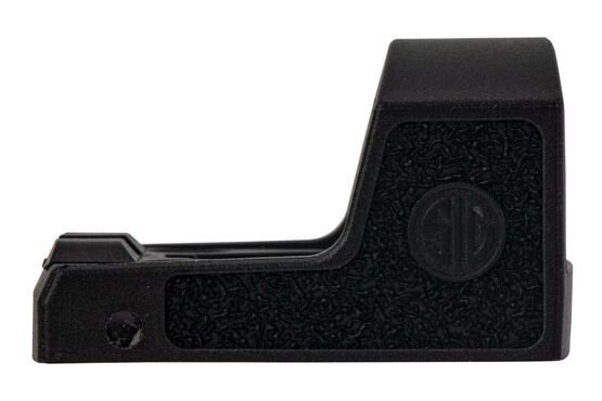 SIG Sauer ROMEO Zero Micro Red Dot Sight features a fully polymer design