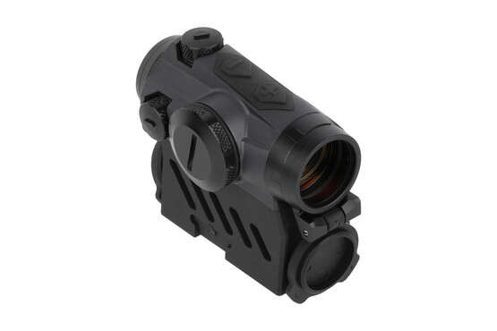 SIG Sauer Romeo 4M 2 MOA micro red dot sight features top-mounted controls, an AR-height mount, and 12 brightness settings