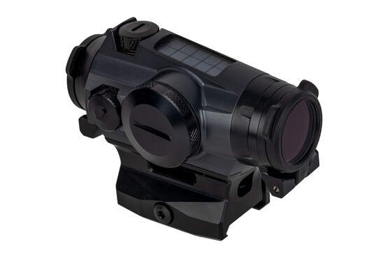 SIG Sauer ROMEO4S Red Dot Sight features a 1 MOA reticle with multiple different styles