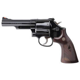 Smith & Wesson Model 19 Classic .357 Magnum 6 Round revolver is a staple in American revolver history and the wild west.