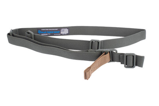Blue Force Gear Vickers two point combat sling comes in olive drab green