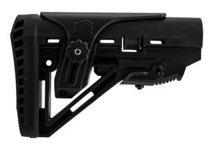 XTS AR collapsible stock features an adjustable cheek rest