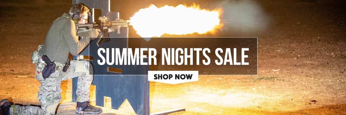 Summer Nights Sale